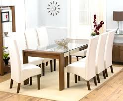 Modern Dining Room Sets For 8 Dining Table Square Dining Table Seats 8 Dimensions Plain Ideas