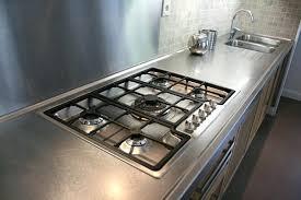 cuisine inox professionnelle plan de travail cuisine inox 11 pour 6 etagere professionnelle tout
