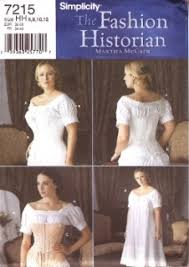 historical pattern review dramatic threads corset a long patterns
