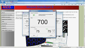 nissan frontier idle relearn nissan datascan ii idle rpm adjustment youtube
