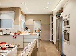 interior ideas for lighting in the kitchen