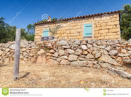 La Maison Du Sud Maison De La Corse Photo Stock Image 1001590