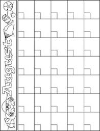 free blank monthly calendars editable teacherspayteachers com