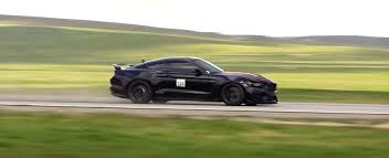shelby mustang 1000 hp 1 000 hp procharged mustang shelby gt350 drag races corvette z06