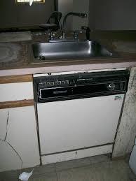 Kitchen Sink Dishwasher Ge Under The Sink Space Saver Dishwasher