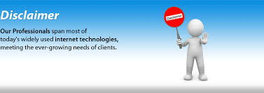 ways software disclaimer