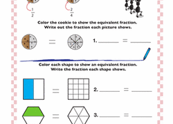 3rd grade fractions worksheets u0026 free printables education com