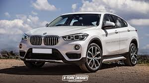bmw suv interior new rendering bmw x2
