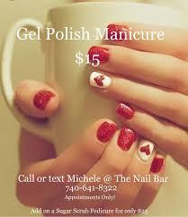 the nail bar home facebook