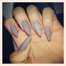 best 10 grey acrylic nails ideas on pinterest gray nails white
