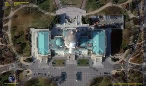 Satellite Map Usa Worldview 3 Satellite Image U S Capitol Satellite Imaging Corp