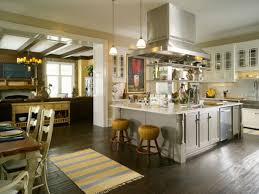 southern living kitchen ideas decoration artistic white wooden kitchen island and brown wooden