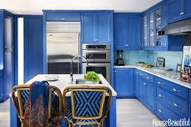 electric blue kitchen cabinets 15 blue kitchen design ideas blue kitchen walls