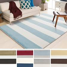 Free Area Rugs Meticulously Woven Hart Casual Striped Area Rug 5 3 X 7 Free