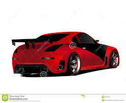 nissan 350z drawing customized nissan gtr turbo drifting stock photos image 8857963