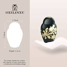 small urns for human ashes funeral keepsake urn by meilinxu cremation urn for human ashes