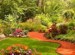 Backyard Flower Garden Ideas Modern Backyard Garden Ideas To Help You Design Your Own Little