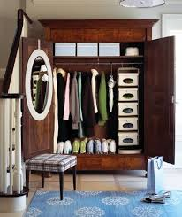 Armoires For Hanging Clothes 73 Best Project Fake Armoire Images On Pinterest Closets