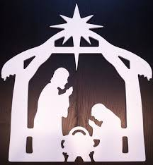 best 25 outdoor nativity ideas on outdoor