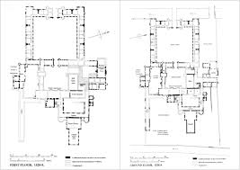 chinese palace oranienbaum ground floor plan 1 small