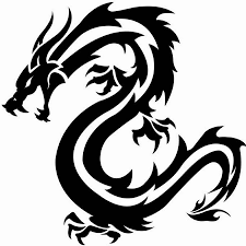 pumpkin carving ideas dragon dragon tattoo tribal buscar con google calcomanias pinterest