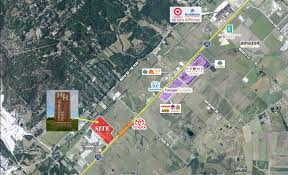 Tanger Outlet Map H U0026h Industrial Park Greater San Marcos Partnership