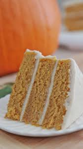 easy pumpkin spice cake recipe divas can cook