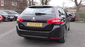 peugeot 308 sw allure 1 6 bhdi 120 6 speed ss u17430 youtube