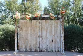 wedding backdrop doors stupendous barn door backdrop barn door backdrop wedding backdrops
