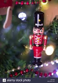 Nutcracker Christmas Decorations Australia by Christmas Tree Nutcracker Soldier Decoration Stock Photo Royalty