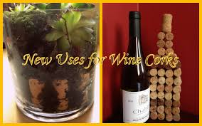 two new uses for wine corks simplicity u0027s sake