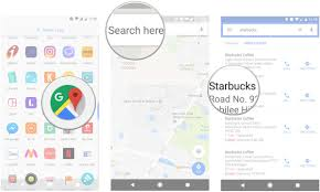 Google Maps Driving How To Get Driving Directions In Google Maps Aivanet