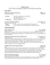 resume examples wonderful 10 best of detailed good hobbies and