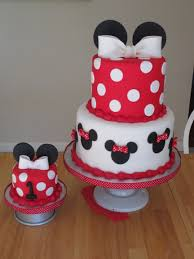 minnie mouse cake minnie mouse cake and smash cake byrdie girl custom cakes