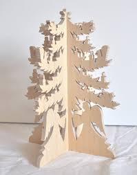tree wood fretwork birch decoration scroll saw