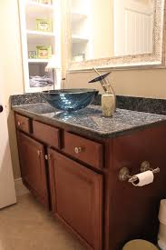 wellborn cabinetry vanity solera glass sink bowl and matching