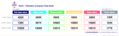 prix chambre disneyland hotel disneyland pas cher calendrier des dates les moins chères de