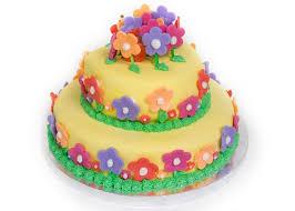 kids cakes kids flower cakes