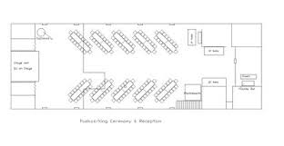 wedding ceremony layout layout vox theatre kansas city s event space and wedding venue