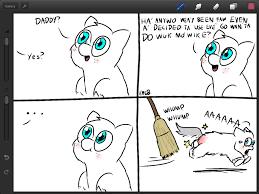 Broom Meme - image 266 adorable bad broom comic cute kmeb questionable