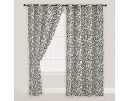 online presto bazaar winecolour floral jacquard curtain india