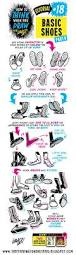 how to think when you draw feet and shoes tutorial lorenzo