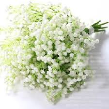 baby s breath flowers 10 bunch artificial babys breath flower bouquet home wedding party