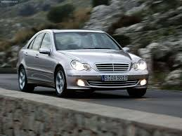 mercedes benz c220 cdi avantgarde 2004 pictures information