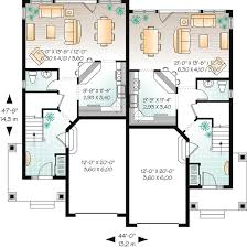 Multi Family Home Floor Plans 20 Best House Plans Images On Pinterest Full Bath Floor Plans