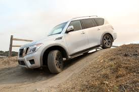 nissan armada 2017 white 2017 nissan armada first drive review u2013 first american patrol