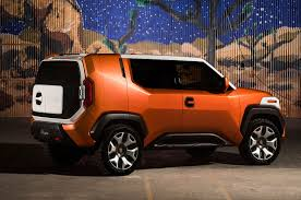 renault suv concept toyota ft 4x revealed in new york as urban suv concept autocar
