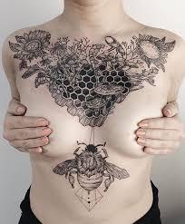 Ideas For Chest Tattoos Best 25 Chest Tattoo Ideas On Pinterest Chest Piece Underboob