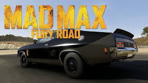 mad max u0027s interceptor forza 6 movie cars the road warrior youtube