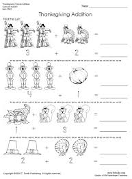 kindergarten thanksgiving worksheets printables free worksheets
